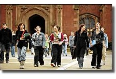 Queen's University Belfast, School of Sociology, Social Policy & Social Work