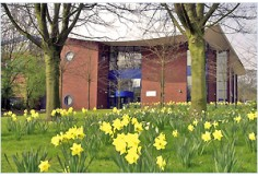 Photo Institution University of Wolverhampton, School of Sport, Performing Arts and Leisure Wolverhampton
