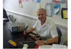 Student learning Electronics at Hi-Tech Training